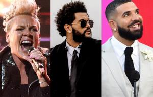 BBMAs 2021 consagra P!nk, The Weeknd e Drake como grandes vencedores; saiba o que rolou