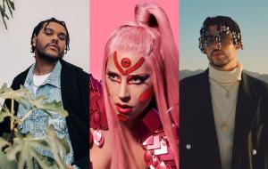 The Weeknd, Lady Gaga e Bad Bunny já venceram prêmios no BBMAs 2021; acompanhe!