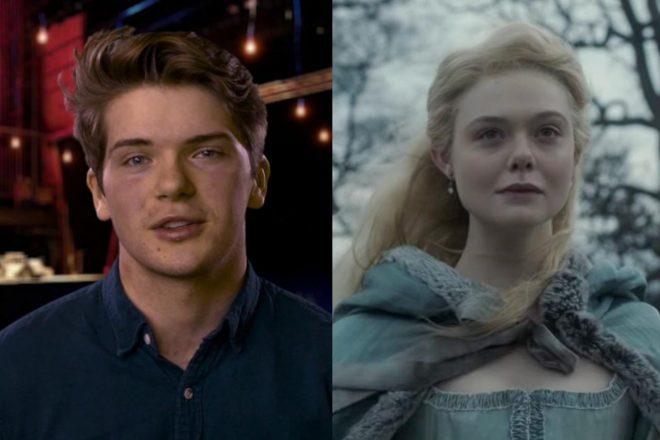 Os dois interpretarão o casal principal (Reprodução)