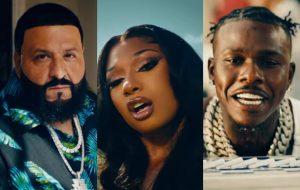 "DJ Khaled, Megan Thee Stallion, DaBaby, Post Malone e Lil Baby lançam clipe luxuoso para ""I Did It"""