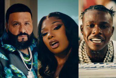"""A faixa faz parte do álbum """"Khaled Khaled"""" (Reprodução)"""