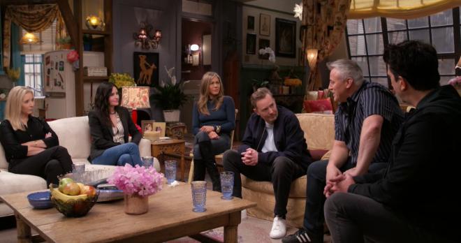"""""""Friends: The Reunion"""" tem estreia prevista para 27 de maio na HBO Max (Reprodução / YouTube)"""