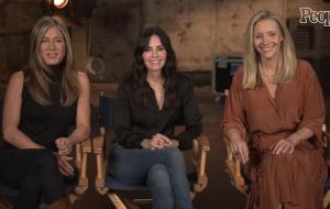 """Revista revela trechos inéditos do especial de """"Friends"""" para a HBO Max"""