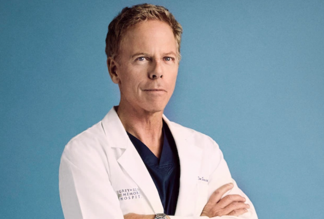 O ator pode voltar a interpretar o Dr. Tom Koracick em episódios futuros (Mike Rosenthal / ABC / Divulgação)
