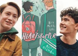 """Trilogia """"Heartstopper"""", base para nova série da Netflix, será publicada em português"""