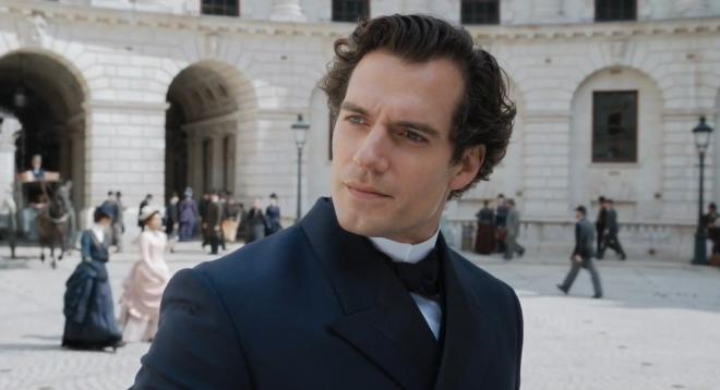 """O ator britânico é uma das estrelas de """"The Witcher"""" e """"Enola Holmes"""" (Reprodução / YouTube)"""