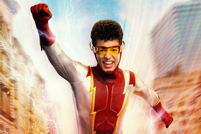 O personagem é considerado o adolescente mais rápido do planeta (Divulgação)
