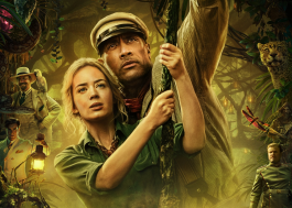 """Jungle Cruise"" será lançado simultaneamente nos cinemas e no Disney+"