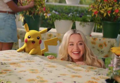 "Katy Perry lança clipe de ""Electric"""
