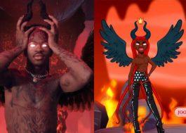 """Lil Nas X: clipe de """"Montero"""" ganha jogo online"""