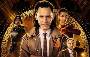 """Pôster de """"Loki"""" destaca personagens da próxima aventura da Marvel"""