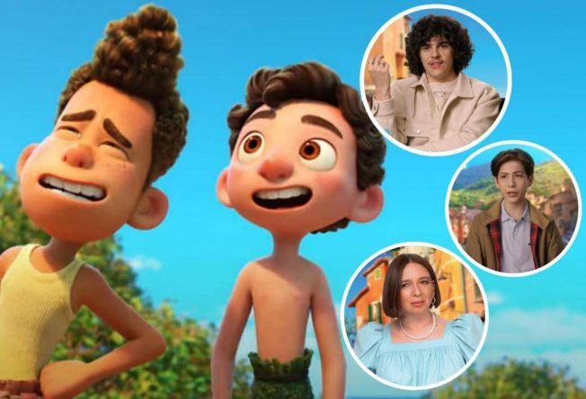 Maya Rudolph, Jacob Tremblay e Jack Dylan Grazer são dubladores (Reprodução)