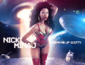 Nicki Minaj relança mixtape