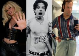"""""""Pam and Tommy"""": imagens revelam a caracterização de Lily James, Sebastian Stan e Seth Rogen"""