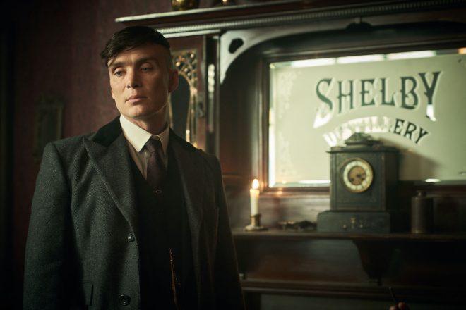A série é protagonizada pelo ator Cillian Murphy (Robert Viglasky / BBC / Divulgação)