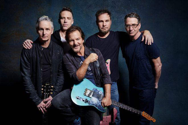 """A banda promove músicas e atividades no projeto """"Pearl Jam Deep"""" (Danny Clinch / Divulgação)"""