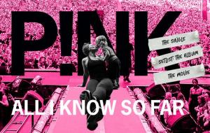 """P!nk lança documentário """"All I Know So Far"""", que já chega com álbum"""
