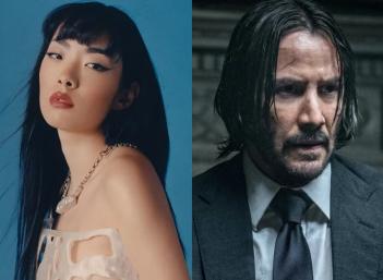 A cantora e compositora vai contracenar com Keanu Reeves (Divulgação)