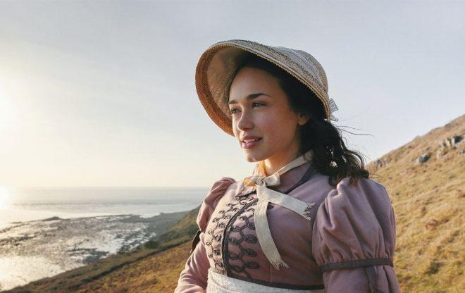 Na série, Rose Williams interpreta a independente e animada heroína Charlotte Heywood (Divulgação)