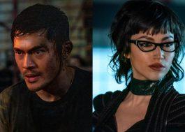 """Henry Golding e Úrsula Corberó estão prontos para a ação em fotos de """"Snake Eyes"""""""