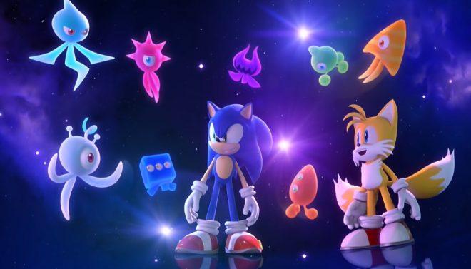 """""""Sonic Colors: Ultimate"""", próximo jogo, chega em setembro (Reprodução)"""