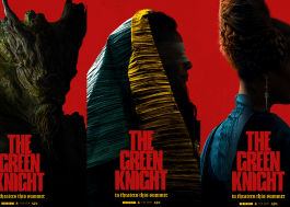 "Personagens de ""The Green Knight"" ganham misteriosos cartazes individuais"
