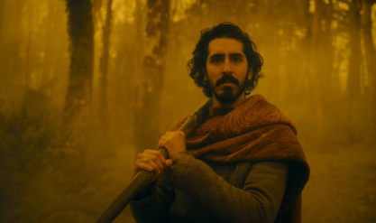 "Novo trailer de ""The Green Knight"""