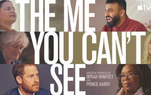 """Oprah Winfrey e príncipe Harry anunciam """"The Me You Can't See"""", série documental do Apple TV+"""