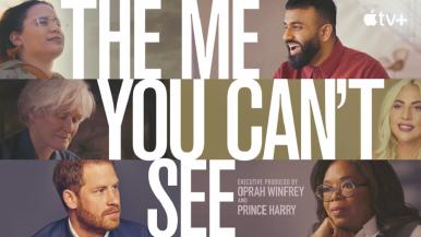 Oprah e príncipe Harry anunciam série