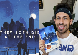 """They Both Die at the End"", best-seller de Adam Silvera, ganhará adaptação seriada"
