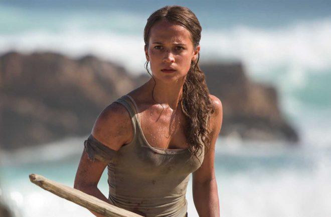 Alicia Vikander interpreta a protagonista, Lara Croft (Reprodução)