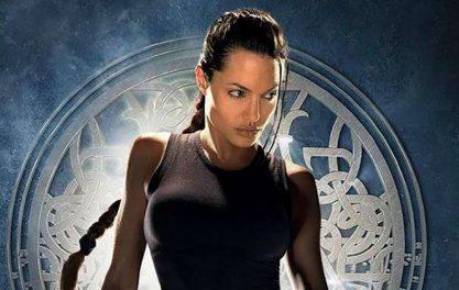 "Angelina Jolie quase negou ""Tomb Raider"""