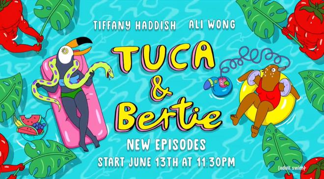Novos episódios estreiam em 13 de junho (Reprodução)