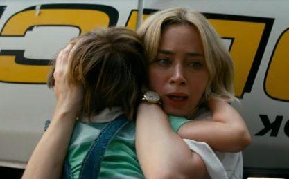 "Novo trailer de ""Um Lugar Silencioso 2"""