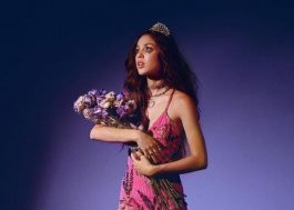 """Olivia Rodrigo anuncia o show virtual """"SOUR prom"""""""