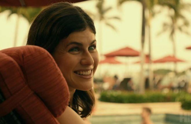 Alexandra Daddario está no elenco (Reprodução)