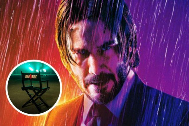 Keanu Reeves retorna como o protagonista (Divulgação)