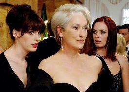 """""""O Diabo Veste Prada"""": autora confirma conversas sobre série e sequência para o filme"""