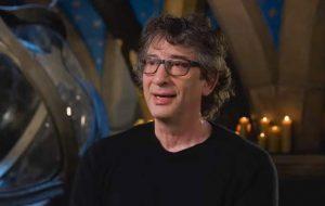 """Neil Gaiman mostra bastidores da série """"The Sandman"""" em vídeo da Netflix"""