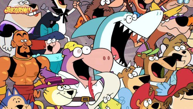A animação estreia em julho (Reprodução)