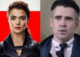 """Rachel Weisz e Colin Farrell estrelarão a comédia dramática """"Love Child"""""""