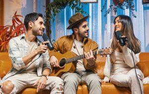 Melim fala ao Papelpop sobre experiência de cantar Djavan em novo álbum