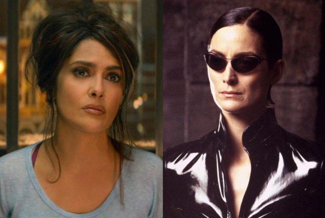 A atriz quase interpretou Trinity (Reprodução)