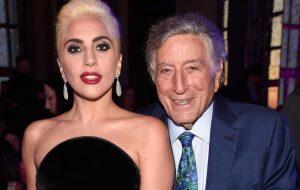 Lady Gaga e Tony Bennett gravam show para a série MTV Unplugged ainda nesta semana