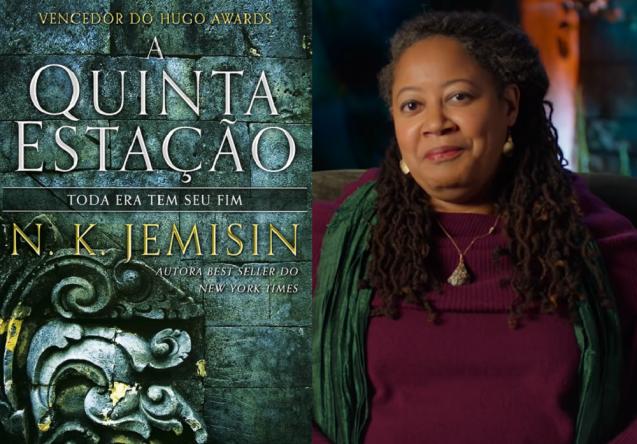Todos os livros da trilogia venceram o prêmio Hugo, honraria que reconhece obras de fantasia ou ficção científica (Divulgação / Reprodução)