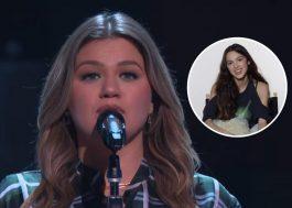 """Kelly Clarkson solta a voz com """"Drivers License"""", da Olivia Rodrigo"""