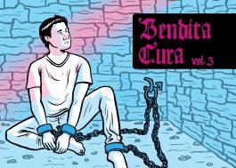 """Quadrinista Mário César lança terceiro volume de """"Bendita Cura"""", HQ bicampeã do Troféu HQ Mix"""