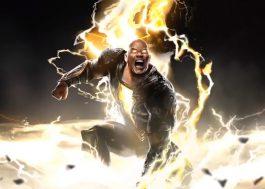 """Filmagens de """"Adão Negro"""" terminam em três semanas, diz Dwayne Johnson"""