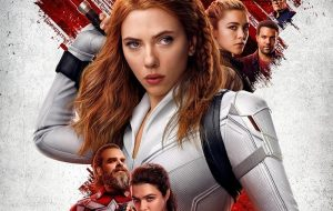 """Viúva Negra"": Scarlett Johansson se destaca em pôster e teaser inéditos"