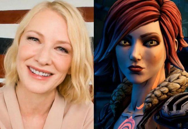 Cate Blanchett interpreta a protagonista (Reprodução)